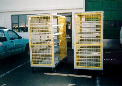 Mobile Cart Work
